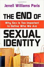 This is an easy to read book that explores issues of gender and Christian identity and that challenges us to move beyond some of the unhelpful categories that we all too easily import from the world. One reviewer suggested that Paris has produced an astute diagnosis of our times in suggesting that we live in an over-sexualised culture with an under-sexualised spirituality.